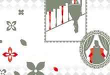 – 制作実績 –  C&C・CAMPUSさま  店舗内壁紙イラスト