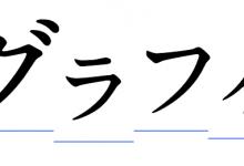 – Adobe Illustrator –  テキストデータを  一文字ずつ変形させる方法