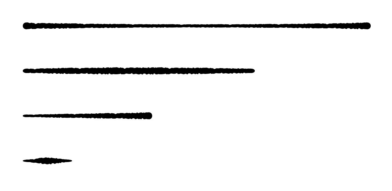 手書き 風 イラレ