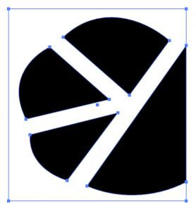 Adobe Illustratorでパターンブラシの両端を作成する方法3